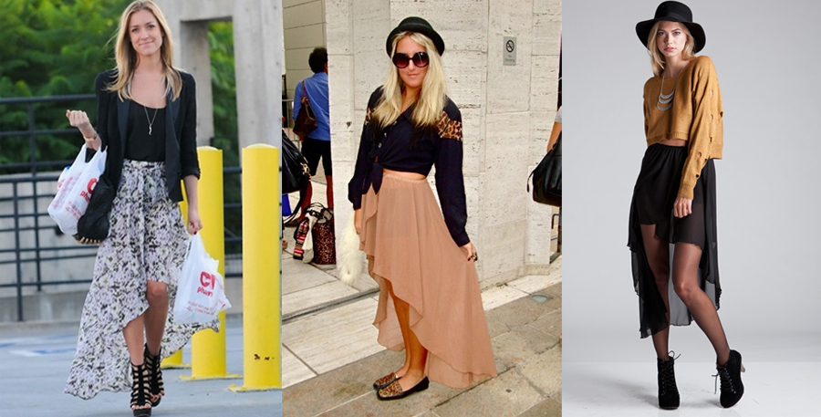 Trend Report: Maxi Skirts